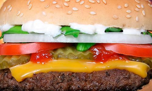 Докатились: Бургер со вкусом…