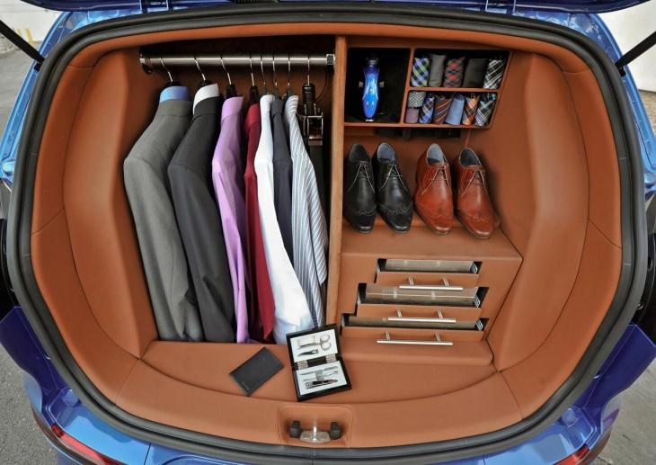 Организация багажного пространства (подборка)