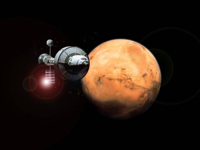 НАСА: полет на Марс приоритетная задача для мировой космонавтики