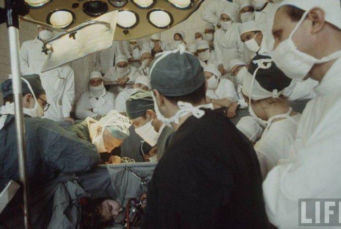 Советская медицина — помните, как нас лечили?