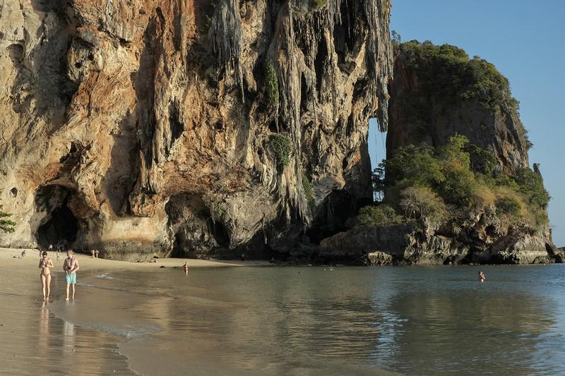 Удивительный пляж Пра Нанг