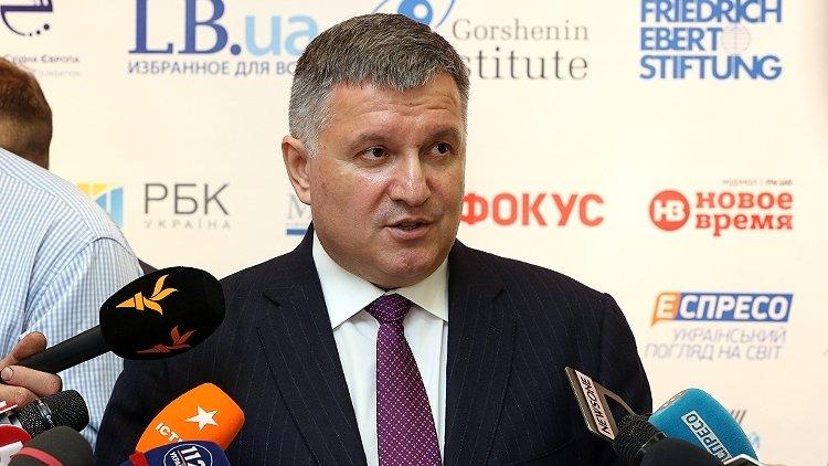 Арсен Аваков рассказал о нарушениях кандидатов в президенты Украины