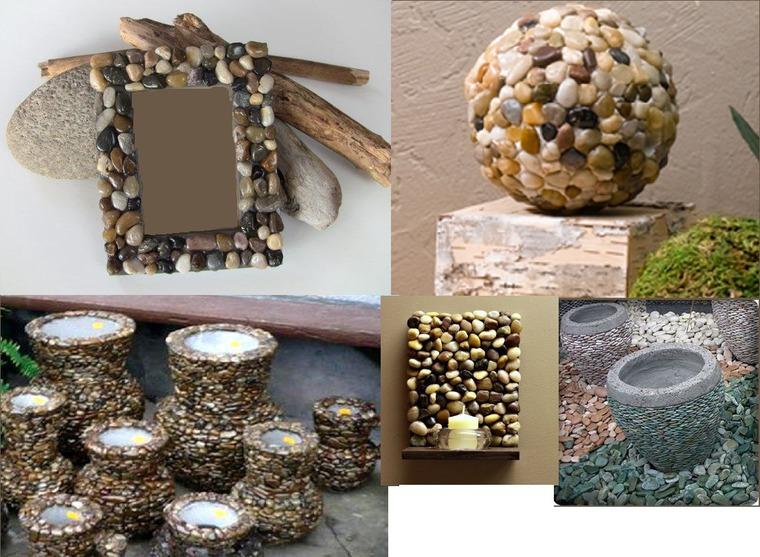 Время собирать камни, или Что можно сделать из гальки
