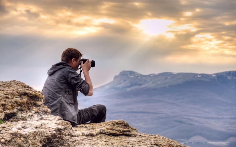 Лови момент и выиграй фотоаппарат с выходом в интернет