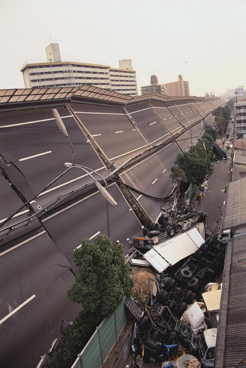 15 фотографий самых жутких стихийных бедствий