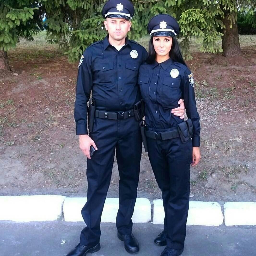Сделать фото в полицейской форме 21 фотография