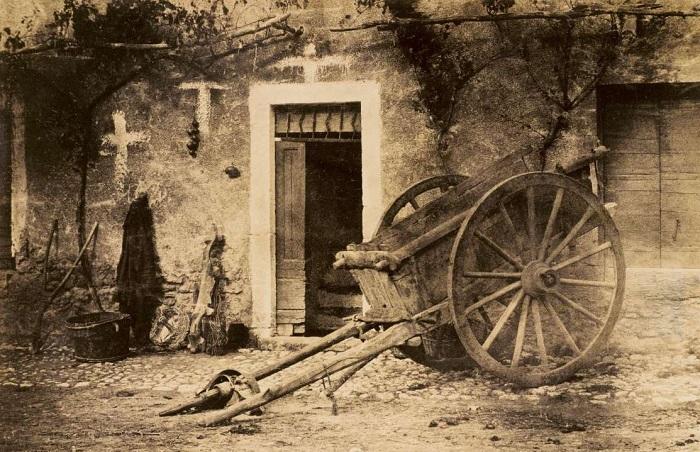 Самые первые фотографии в мире: 15 уникальных снимков XIX века из Британской галереи Тейт