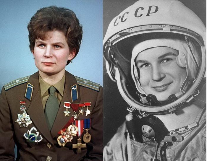 Малоизвестные факты о полете Валентины Терешковой