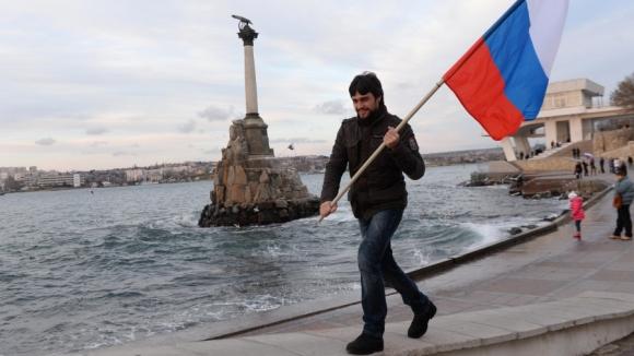 Крымчане вновь выбрали Россию