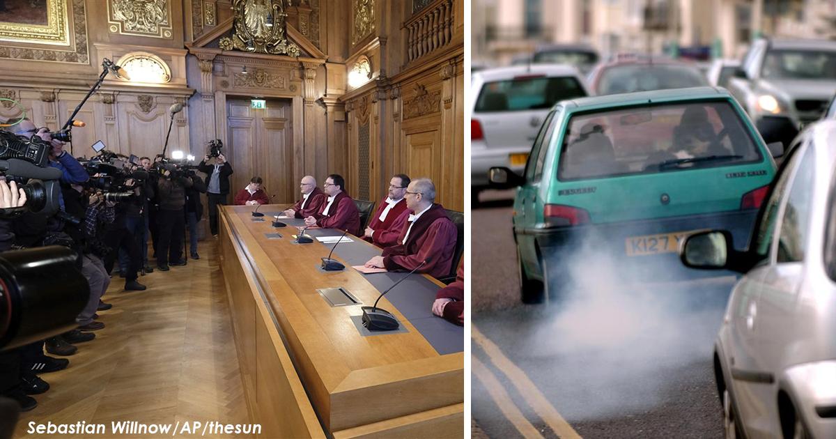 В Германии запрещают дизельные автомобили! Их перестанут пускать в города!