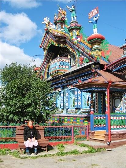 Необыкновенный дом кузнеца Кириллова