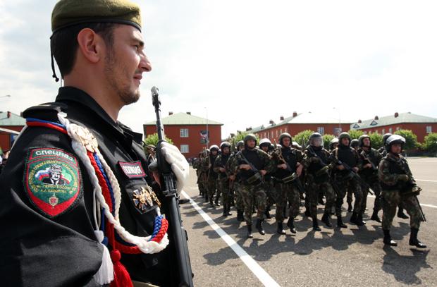 Кавказ сказал ИГ нет