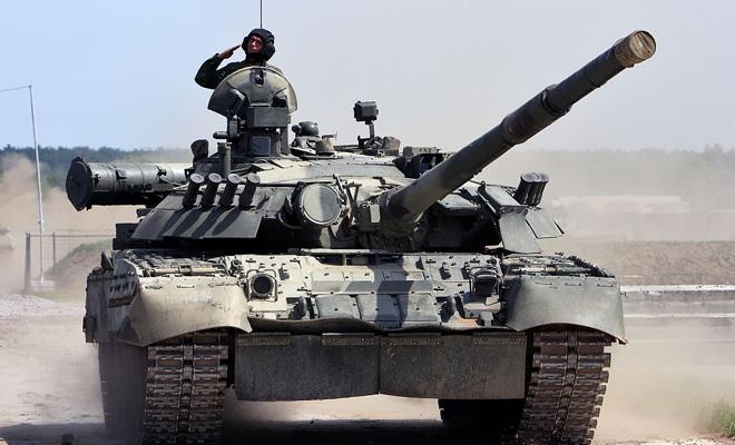 Эксперты назвали Т-80 самым плохим танком мира
