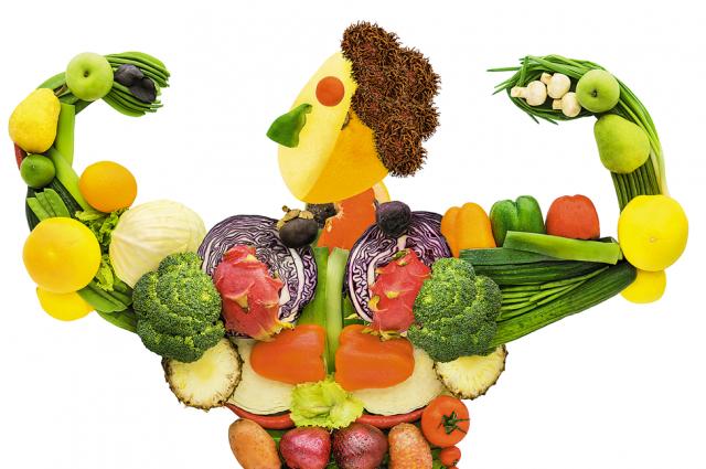 здоровая еда правильное питание