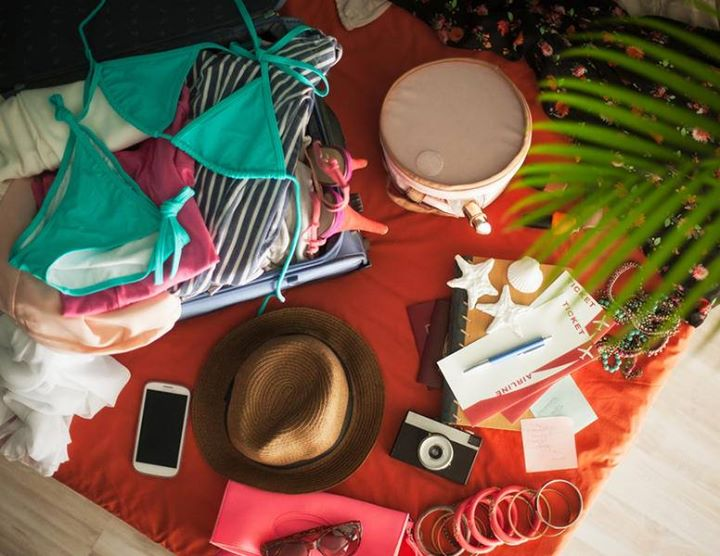 Как собрать базовый гардероб в отпуск из минимума вещей
