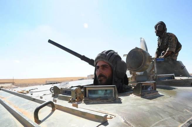 Сирия: рывок к Аль-Майядину, начало последней битвы с ИГИЛ