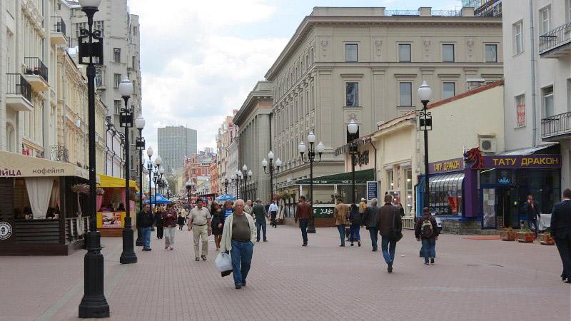 «Арбаты России» — копии самой популярной пешеходной улицы Москвы