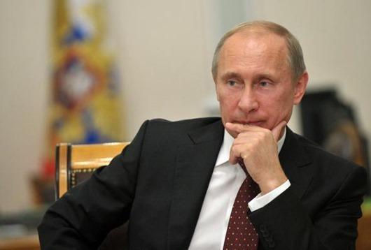 Гардероб Путина