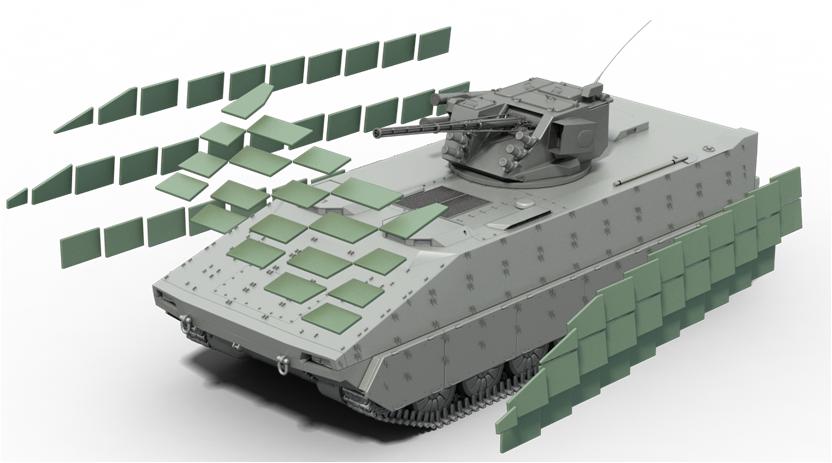 Частная оборонная компания представила новую боевую машину пехоты «Тур»