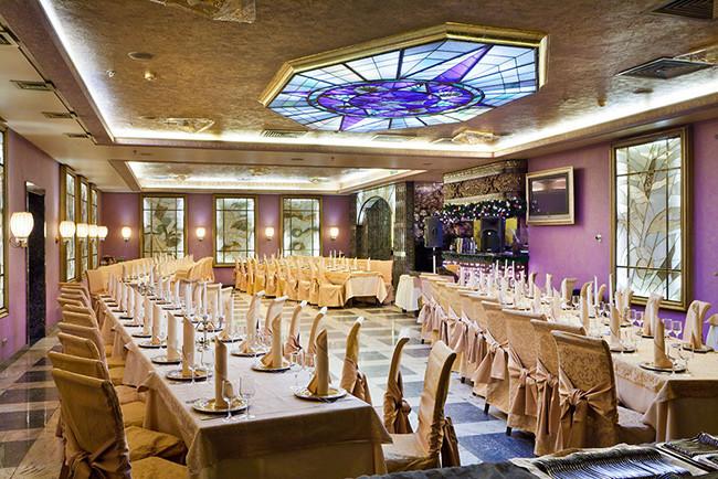 Рестораны москвы недорого и вкусно для свадьбы
