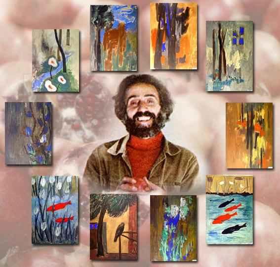 Искусство радости. Сохраб Сепехри