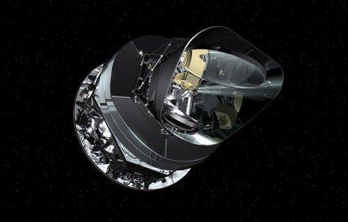 Космический телескоп Planck