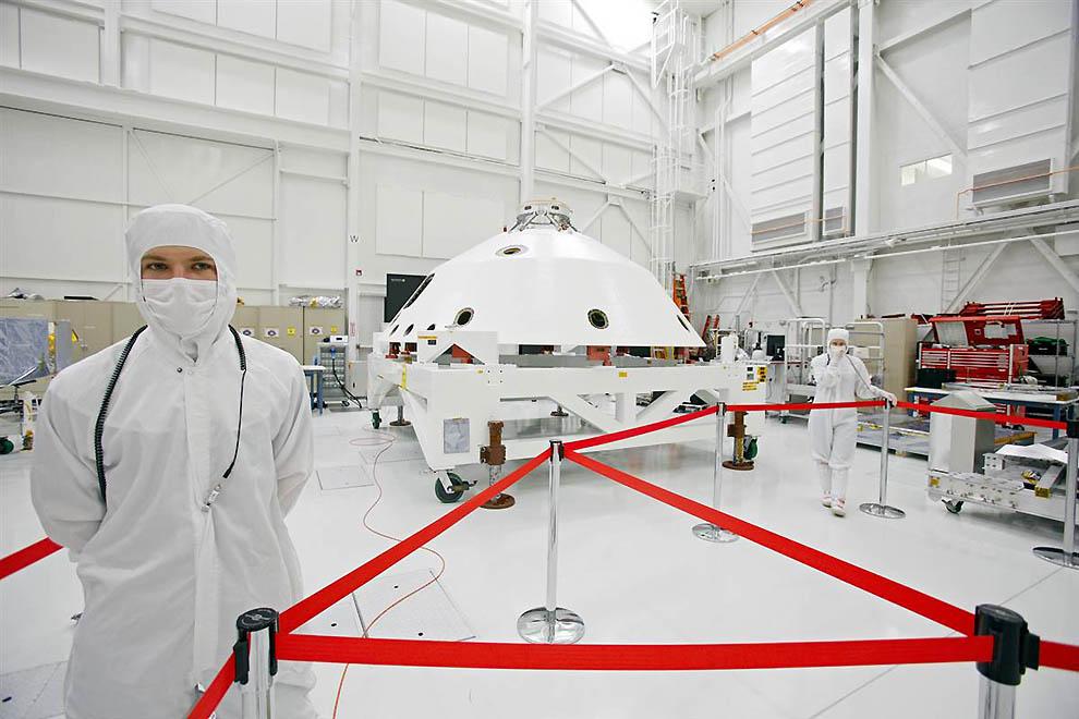 7217 Марсоход Curiosity отправился в полет