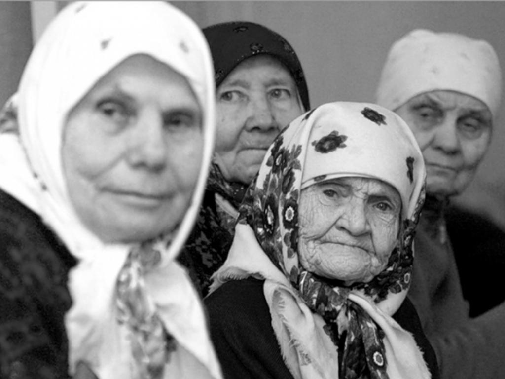 Демографическое старение. Тихая революция