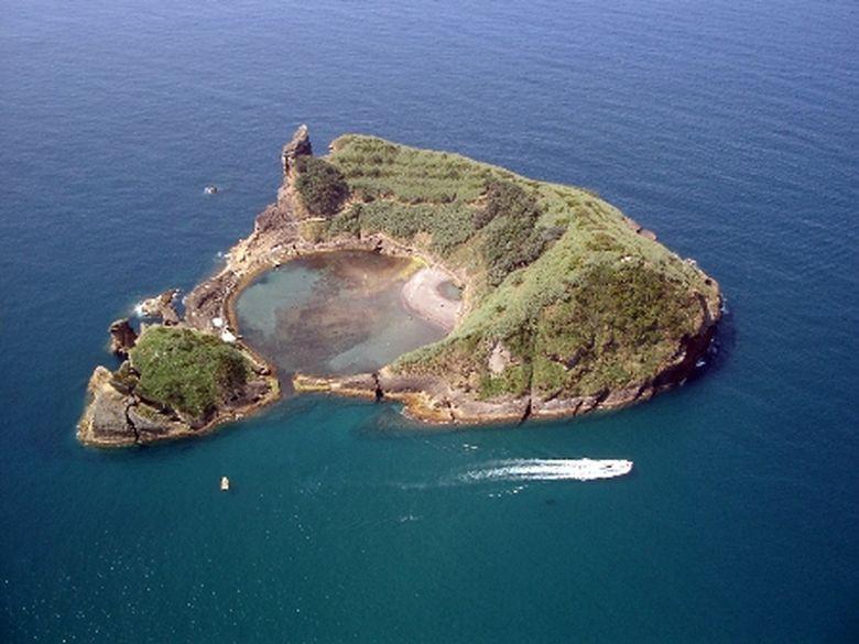 10. Остров-пицца, Португалия в мире, остров