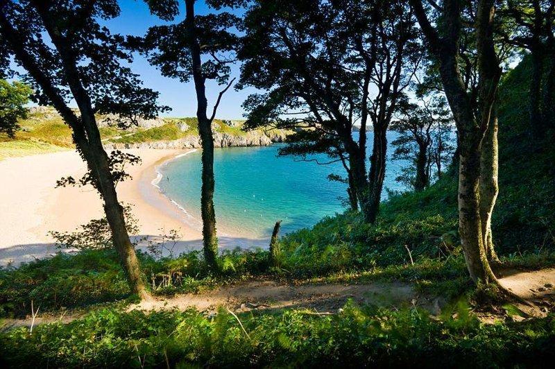 7. Этот пляж однажды возглавил список лучших пляжей в мире в мире, красивые места, мир, неожиданно, пляж, путешествия, туризм, фото