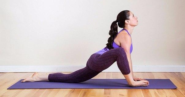 Растяжка для стройных и красивых бедер…в сезон коротких юбок, самый нужный комплекс упражнений