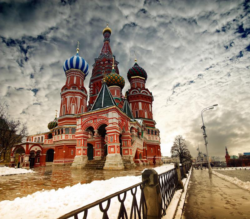 Москва вошла в топ-10 городов и достопримечательностей по популярности в инстаграме