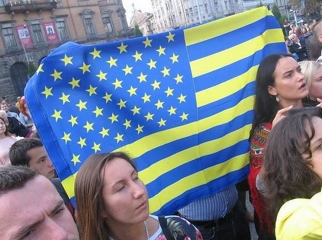 Украину превращают в колониальное государство