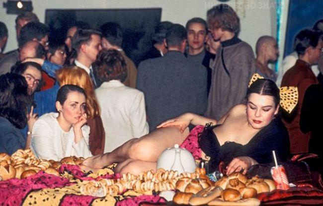 Россия 90-х: 10 фото, которые стали легендарными