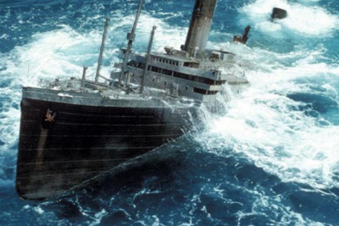 Как будет выглядеть подъем Титаника
