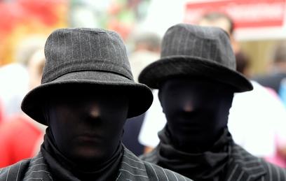 В Москве при ограблении Сбербанка ранены два охранника