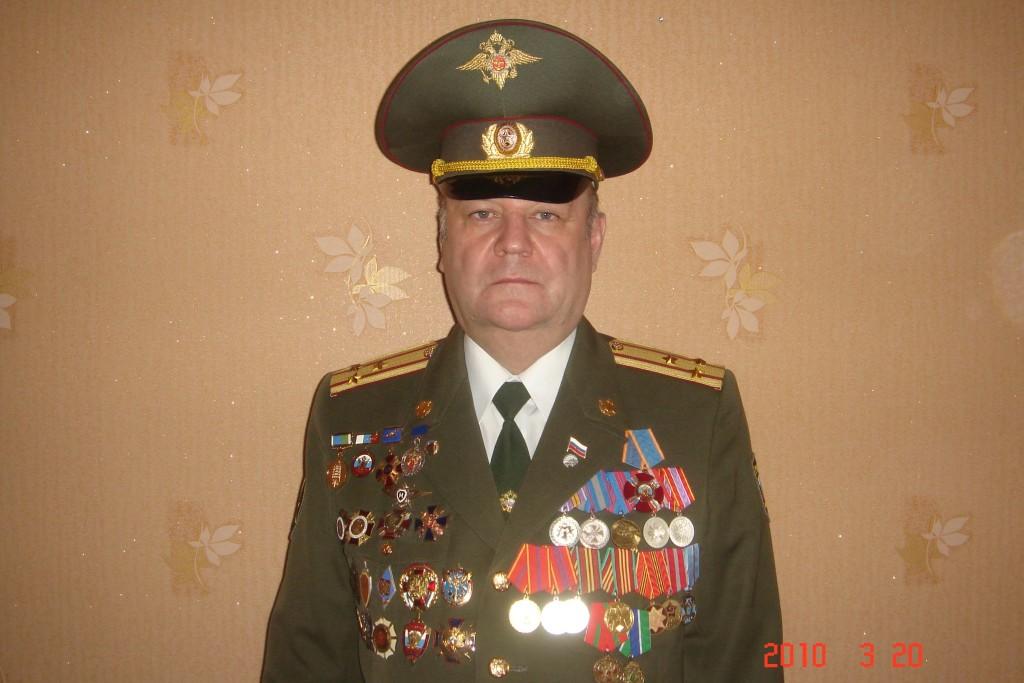 День ветерана органов внутренних дел 163