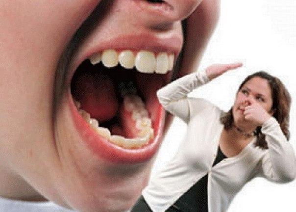 Почему утром пахнет изо рта?