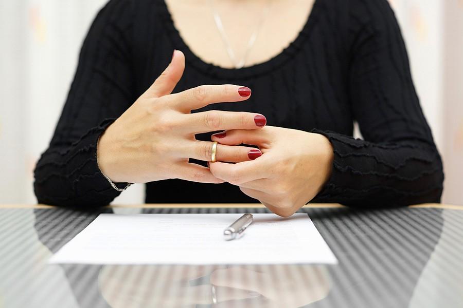 Три главных причины разводов