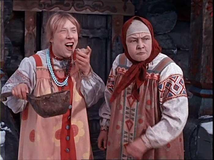 Вера Алтайская – незабываемая мачеха в сказке «Морозко», 1964 год