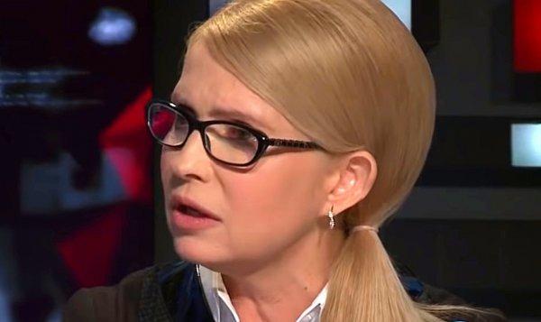 Тимошенко пообещала украинцам вернуть Крым и Донбасс