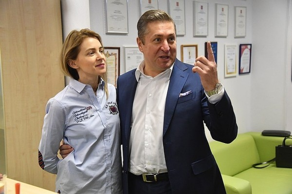 Депутат Госдумы Наталья Покл…