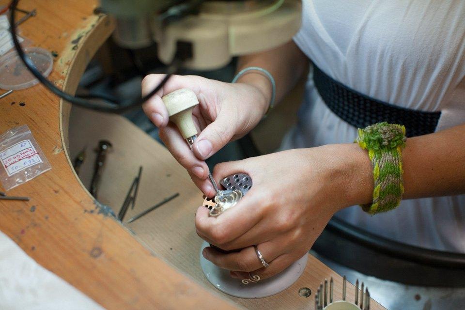 Как делают ювелирные украшения интересное, ювелирные украшения