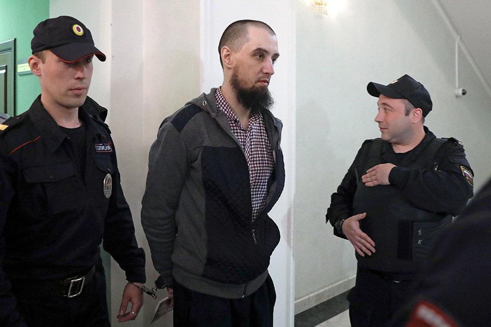 За подготовку теракта в ТЦ на Щелковском шоссе четверо получили сроки
