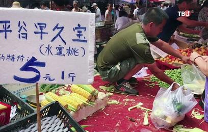 В США задумались об ужесточении пошлин на товары из Китая