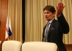 Федун: Карпин мог купить трех Халков, ему дали $280 млн!