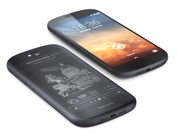В России резко подешевели YotaPhone 2
