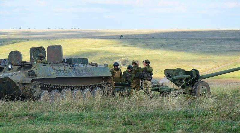 Зрада в Киеве: украинские танки заправляются топливом из России