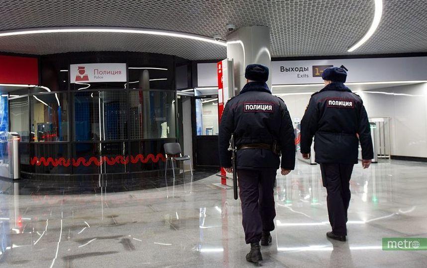В московском метро в результате конфликта два человека получили ножевые ранения
