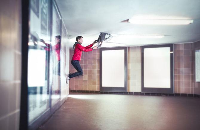 Микаэль Джо — человек, который победил гравитацию